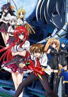 High School DxD 2   anime-odcinki.pl