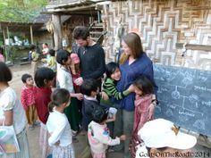 teaching english myanmar