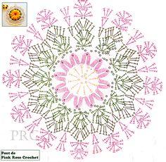 أصحاب وعاء زهرة الكروشيه.  مخطط (1) (700x685، 540Kb)