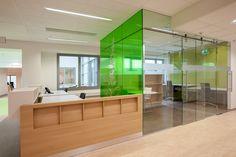 Maatwerk Interieur voor Sint Antonius Ziekenhuis Utrecht.