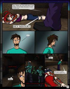 Minecraft: The Awakening Pg28 by TomBoy-Comics on deviantART