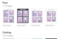 Microsoft Garage lance une appli iOS pour créer ses flyers