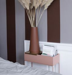 Ferm Living Plant Box - Rose