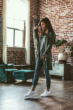 Casual and stylish!