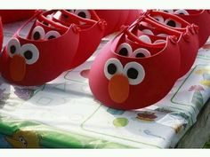 Elmo visors!