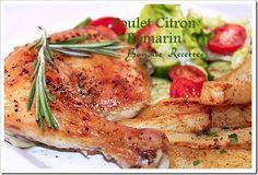 cuisses de poulet rôtis
