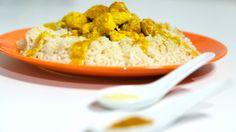 Petto di pollo al curry light