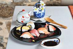 Un lugar tranquilo donde disfrutar de cocina japonesa