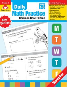 Evan moor sampler the teacher in me pinterest geometry words daily math practice common core edition provide your students with frequent focused practice of grade level math skills fandeluxe Images