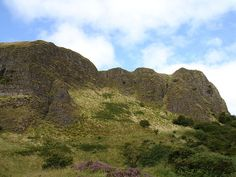 Cavehill aka Napoleons Nose, Belfast, Northern Ireland