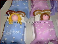 girlie birthday cakes
