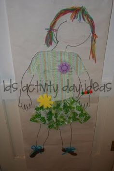 LDS Activity Day Ideas: Modesty