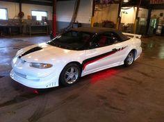 #SouthwestEngines Modified Chrysler Sebring Convertible JXI 1998