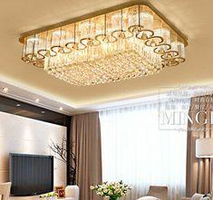 Pinterest Crystal Ceiling Light, Chandelier Ceiling Lights, Ceiling Lamp, Pendant Lighting, Light Pendant, Dorm Lighting, Lighting Ideas, Luxury Staircase, Light Decorations