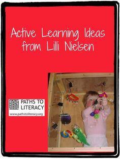 Explicación del Active Learning, basándose en la creencia de que TODOS los niños pueden aprender, se trata de presentar medios o situaciones que les impulsen a querer explorar y aprender sin la interferencia del adulto. Deben ser responsables activos de su aprendizaje.
