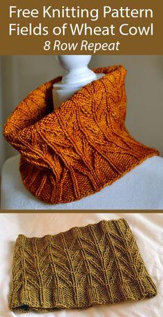 Easy Knitting, Loom Knitting, Knitting Stitches, Knitting Patterns Free, Crochet Patterns, Knitted Cowl Patterns, Knit Scarves Patterns Free, Crochet Cowl Free Pattern, Knitting Scarves