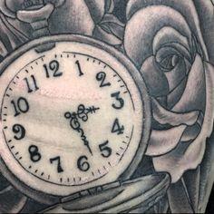 Clock - Alex Heart by helloalexheart