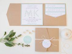 Juhu! Neues Pocketfold Hochzeits-Design!