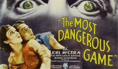 The Most Dangerous Game (1932) - Full Classic Movie