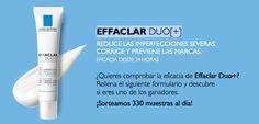 La Roche Posay regala muestras gratuitas de la crema Effaclar Duo perfecta para reducir imperfecciones corrigiendolas y previniendo su aparición futura. Cada día regalan 330 unidades. ¡Entra y consigue la tuya!  Promoción válida para España hasta 15 de octubre de 2014.  Más información: http://www.baratuni.es/2014/09/muestras-gratis-effaclar-duo-la-roche-posay.html  #muestrasgratis #larocheposay #rocheposay #effaclarduo