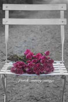 Focal B&W Photos - FRENCH COUNTRY COTTAGE