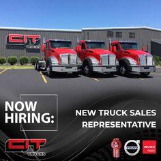 CIT Trucks (@cittrucks) / Twitter Medium Duty Trucks, Sales Representative, Used Trucks, Volvo Trucks, Sale Promotion, Trucks For Sale, Marketing, American, Online Business