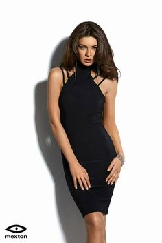 Club, My Style, Casual, Black, Dresses, Fashion, Vestidos, Moda, Black People