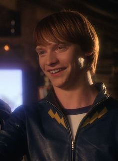 Calum Worthy as Lightning Lad