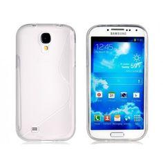 Glossy Hybrid Clear Samsung Galaxy S4 Case