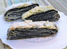 Hungarian Desserts, Hungarian Recipes, Cookie Desserts, Cookie Recipes, Dessert Recipes, Delicious Desserts, Yummy Food, Speed Foods, Bread And Pastries