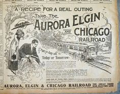 Elgin Illinois, Train Map, Fly On The Wall, Black Hawk, My Kind Of Town, Local History, Day Off, Antiquities, Blue Moon