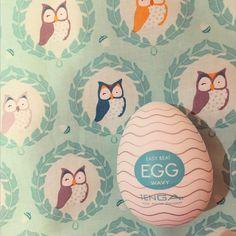 ¡Él también juega! Con el #tengaegg la diversión está asegurada ;) #tenga #egg - http://www.platanomelon.com/products/masturbador-masculino-huevo-tenga-egg