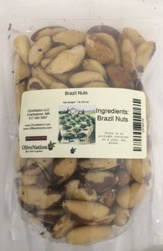 Brazil Nuts 16 oz by OliveNation ** See this great product.