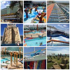 Royal Caribbean Liberty of the Seas - Part 1 #SeasTheDay
