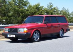 1992 Volvo 245 Turbo Wagon