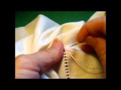 Daily Sweet Cap 6 Video tutorial Como hacer esquinas perfectas en tela - YouTube