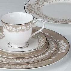 Lenox Dinnerware, your one-stop shop for Fine China and Casual Dinnerware l Tableware Essentials l Stainless Flatware Casual Dinnerware, China Dinnerware, Dinnerware Sets, Everyday Table Decor, Fine China Patterns, China Pot, All The Small Things, China Cups And Saucers, The Breakfast Club