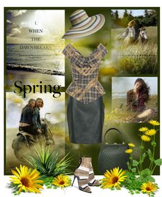 """""""What's Your Favorite Dress for Spring?"""" by gogogosar ❤ liked on Polyvore"""