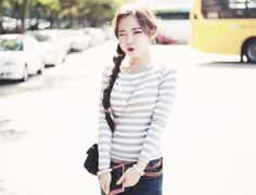 Ulzzang, Turtle Neck, Hairstyle, Pretty, Sweaters, Fashion, Moda, Hair Style, Pullover