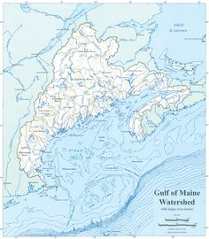 Gulf of Maine Watershed