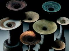 Ceramics by Lucie Rie