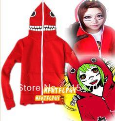 Vocaloid Matryoshka miku Len Rin Gumi Cosplay Costume/coat/Hooded Sweatshirt $35.00