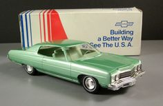 1973 Chevrolet Caprice Dealer Promotional Model by Successionary, $225.99