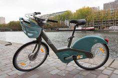 Vélib' bike-share Paris 2018