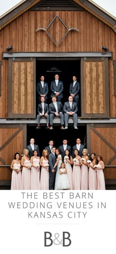 A Guide to the Best Barn Wedding Venues in Kansas City