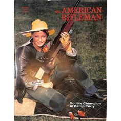 Cover Print of American Rifleman, October 1972 | $8.80