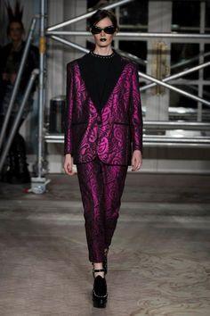 Moschino Cheap and Chic Fall/Winter 2013-2014 fashion show   #moschino #cheapandchic