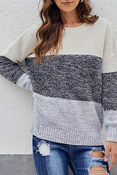 ZESICA Womens Turtleneck Sweaters Long Batwing Sleeve