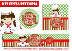 Kit Festa Pizzaria