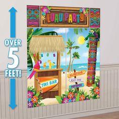 76 best tiki party ideas images on pinterest luau party hawaiian